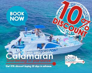10%-discount-catamaran-dominican-republic
